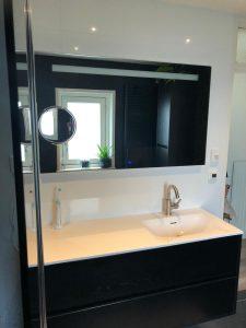 Badkamer installatie door Bad3 Huissen nieuwe badkamer en toilet Tiel