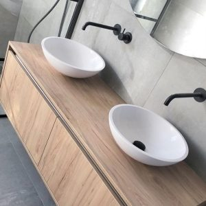 wastafel badkamers Sani3 badkamerspecialist Huissen